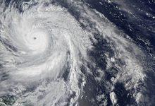 Hurricane Maria/Aqua MODIS image